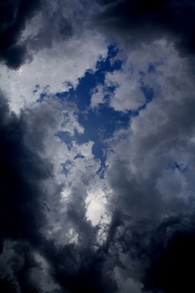 Cloud Photography Challenge: It Opens