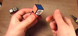 Make 2x1x1 Rubik's Cube from Legos