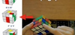Solve a Rubik's Cube in 5 minutes