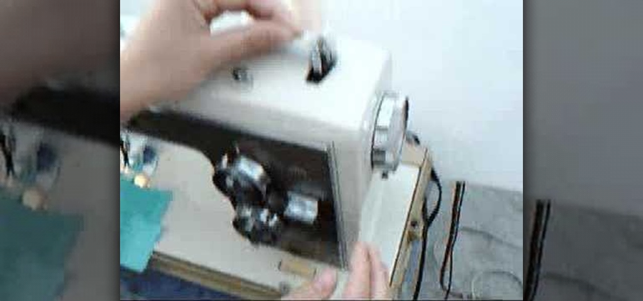 How To Fill A Bobbin On A Vintage Kenmore Sewing Machine Sewing Delectable Kenmore Sewing Machine Bobbins