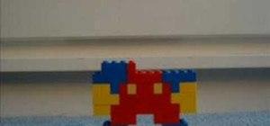 Build a Lego Mario