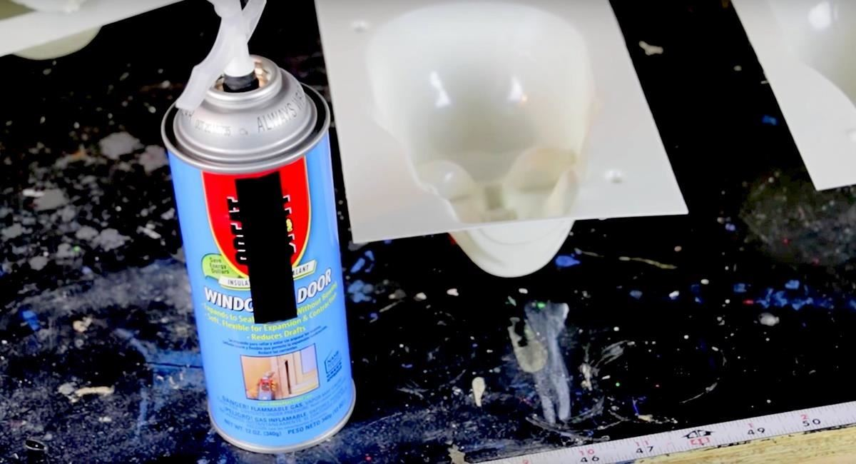 How to Make a Cheap & Easy Prop Skull