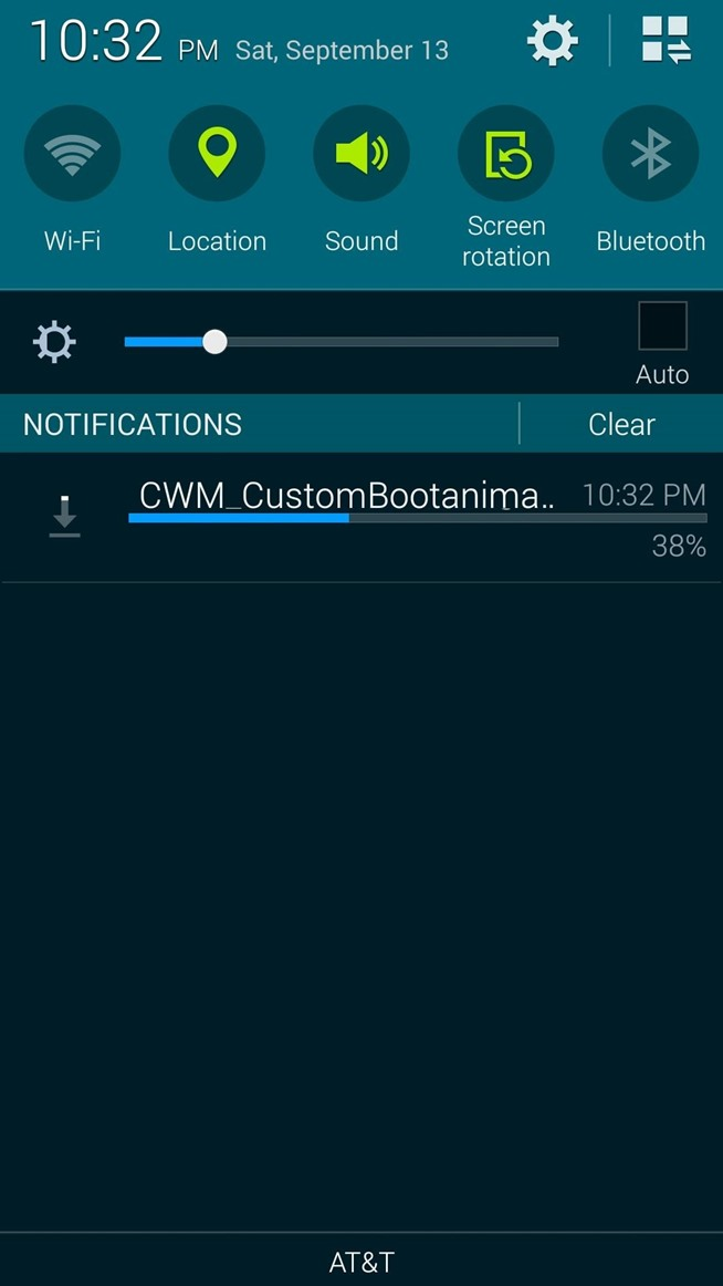 Easily Change Boot Animations on Your Samsung Galaxy S5