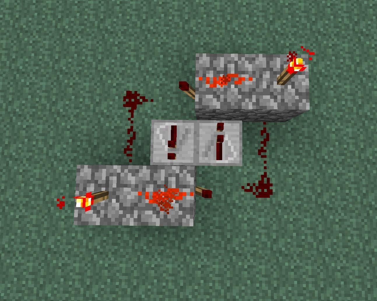 How to Send Redstone Signals Both Ways with This Two-Way Repeater