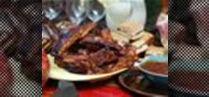 Put a Cuban twist on classic BBQ pork ribs