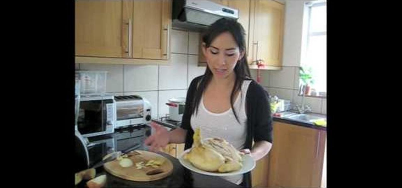how to make hakka style chicken corn soup
