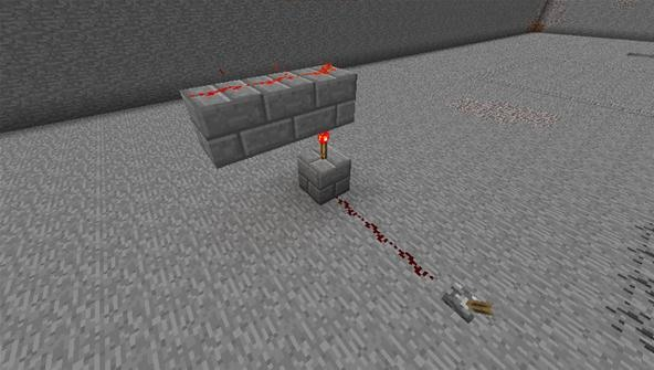 Verticalize Your Minecraft Creations by Transmitting Redstone Power Up and Down