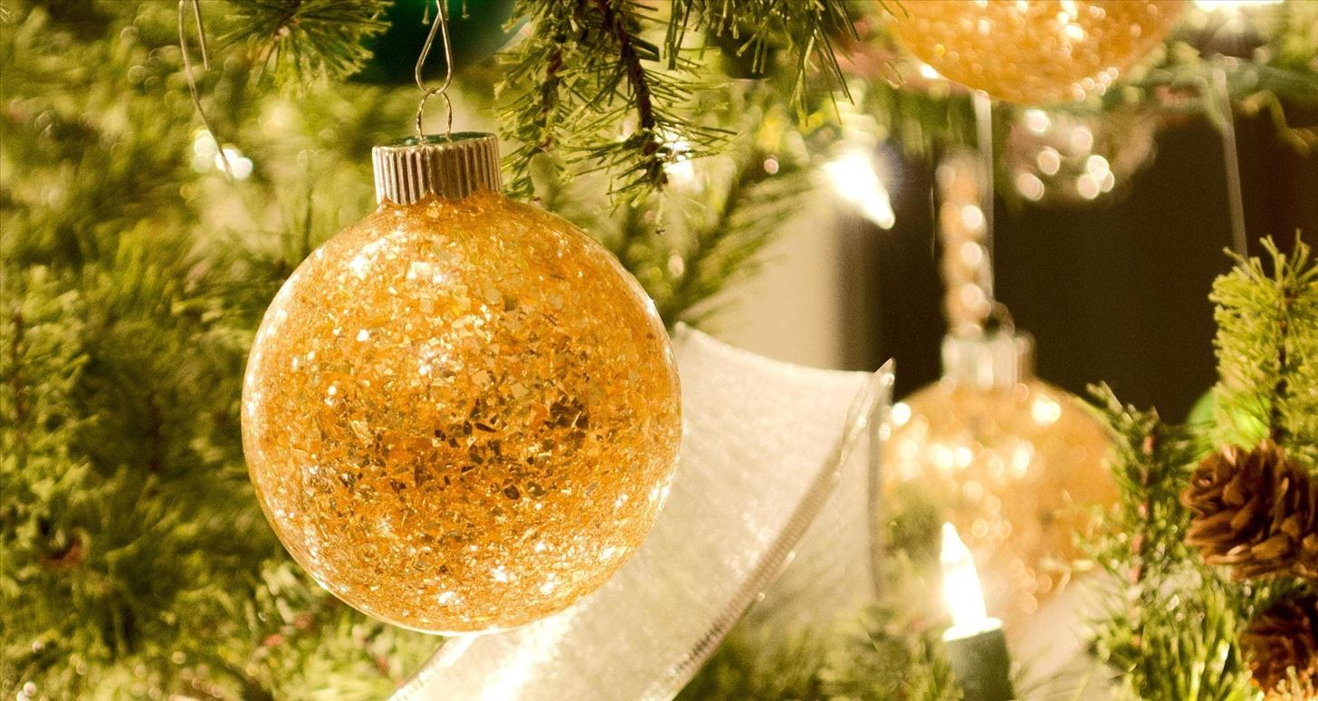 Don't Throw Out Your Broken Bulbs—Turn Them into Better Christmas Tree Ornaments!