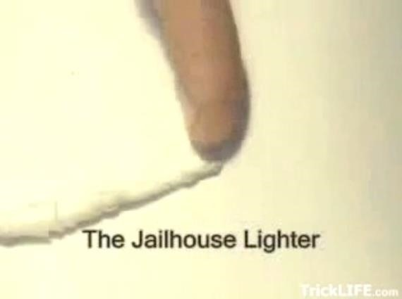 How to Light a Cigarette with an Empty Lighter