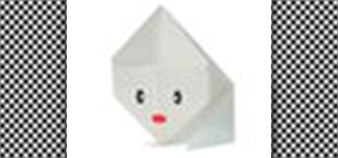 how to origami a cute rabbit face japanese style 171 origami