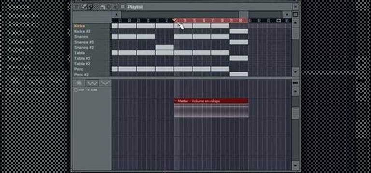 How to Fade out in FL Studio (Fruity Loops) � FL Studio