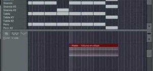 Fade out in FL Studio (Fruity Loops)