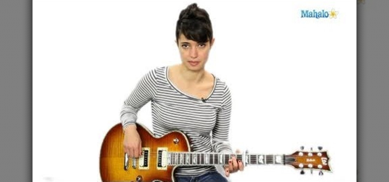 How To Play A C Sharp C Chord On An Acoustic Or Electric Guitar