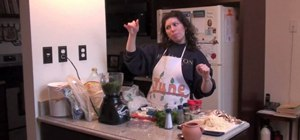 Make pizza with June the Homemaker
