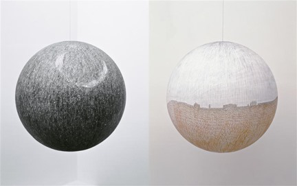 Russell Crotty's Astronomical Paper Globes