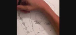 Draw Omoi from Naruto