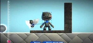 Make your Sackbots share costume in LittleBigPlanet 2