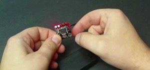 Build a  tinyCylon robot kit