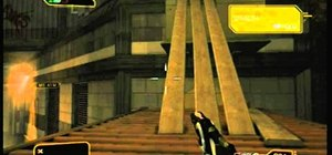 Earn the 'Ghost' achievement in Deus Ex: Human Revolution on the Xbox 360