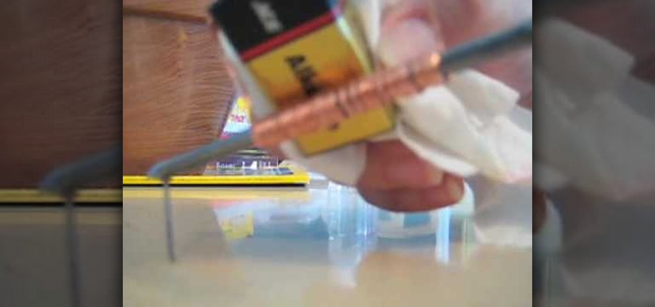 How To Make An Electromagnet With Household Items Other