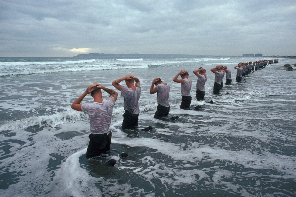 Grueling Navy SEAL Training Toughest in the World
