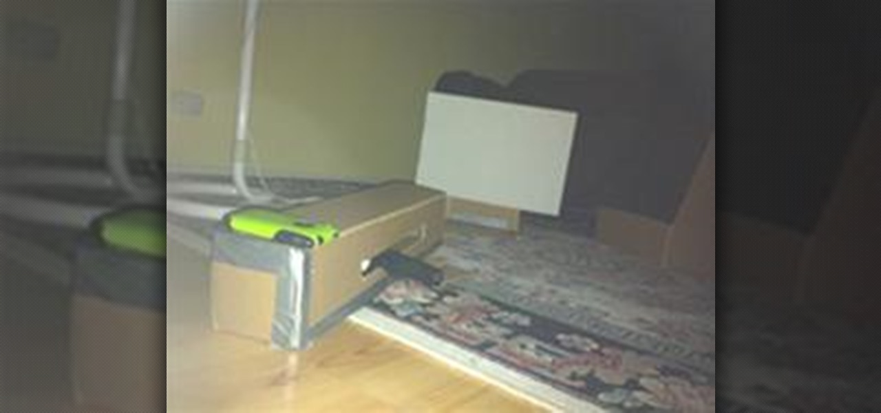 how to make a projector screen