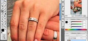 Not suck at Photoshop and remove a wedding band