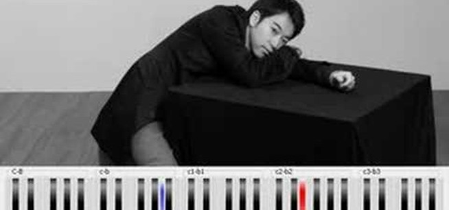 how to play river flows in you advance on piano