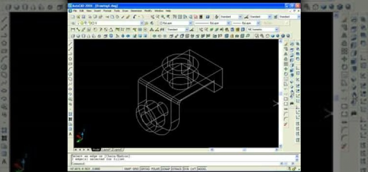 How To Make A 3d Object In Autocad Software Tips