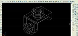 Make a 3D object in AutoCAD