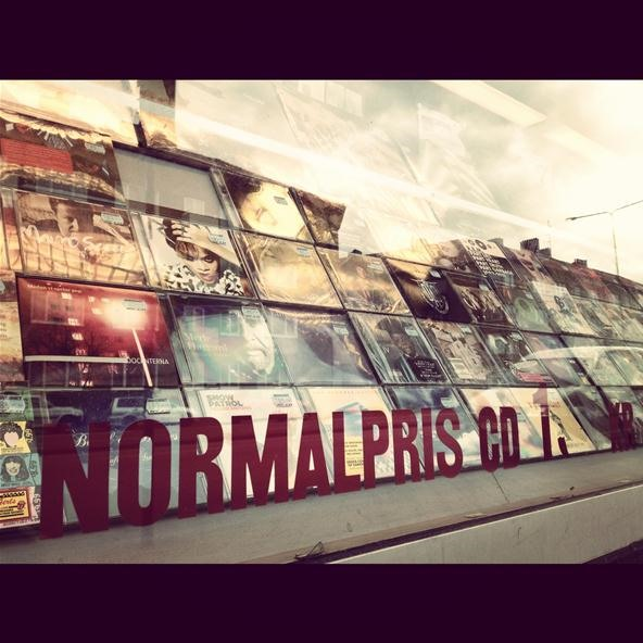 Nostalgia Challenge: The CD Store