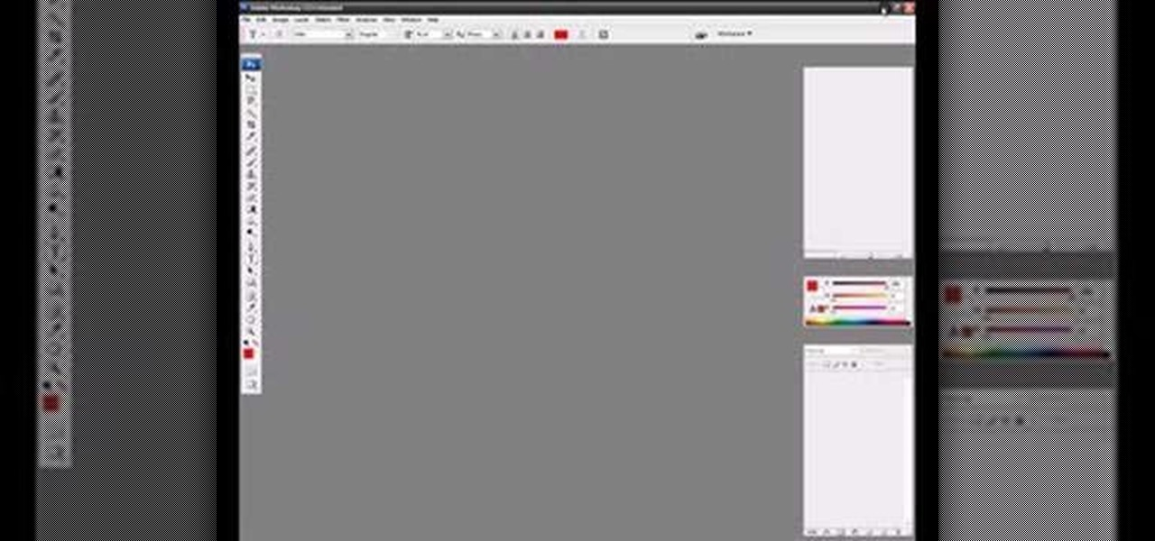 How to install fonts in photoshop photoshop wonderhowto ccuart Image collections