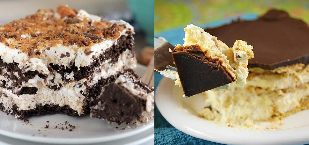 Banish Baked Cakes—Icebox Cakes Are So Much Easier!