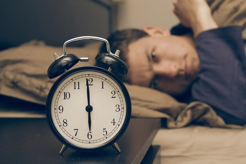 Woke Up Before Your Alarm? Stay Awake, Don't Go Back to Sleep