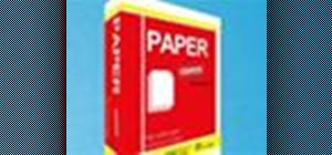 Choose the right paper to make an impression