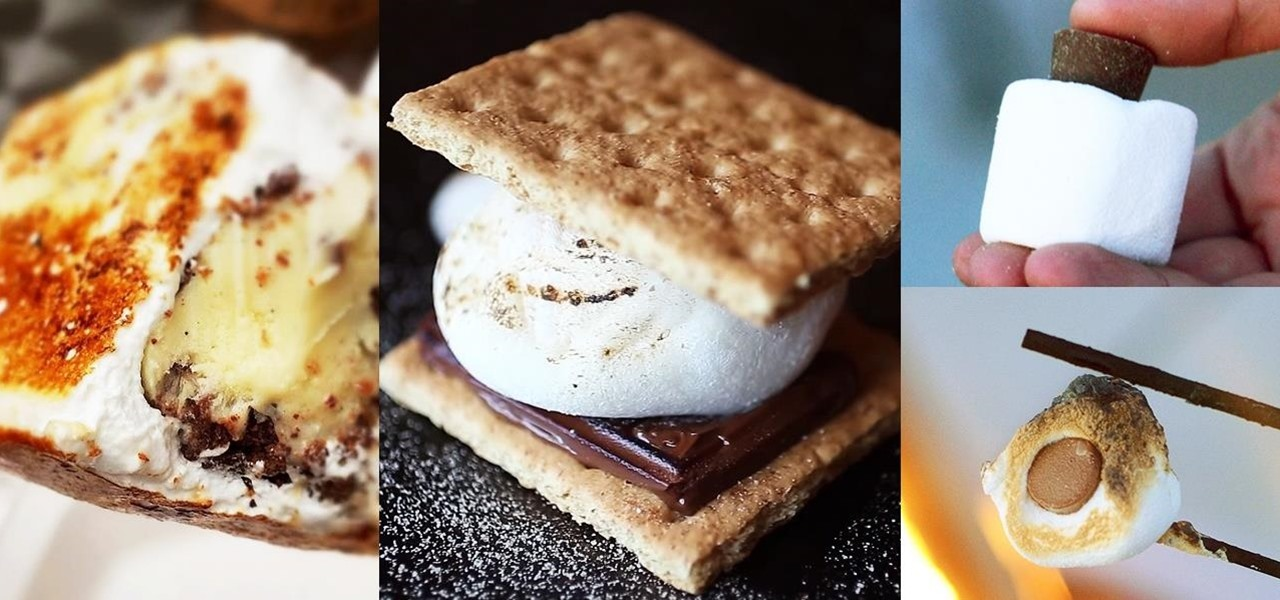 8 Mouthwatering S'Mores Food Hacks for Summer