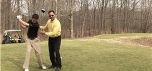 Improve driving distance in golf