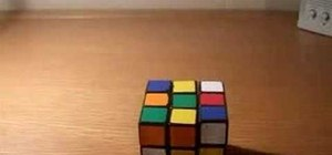 Solve a Rubik's Cube puzzle with Dan Brown
