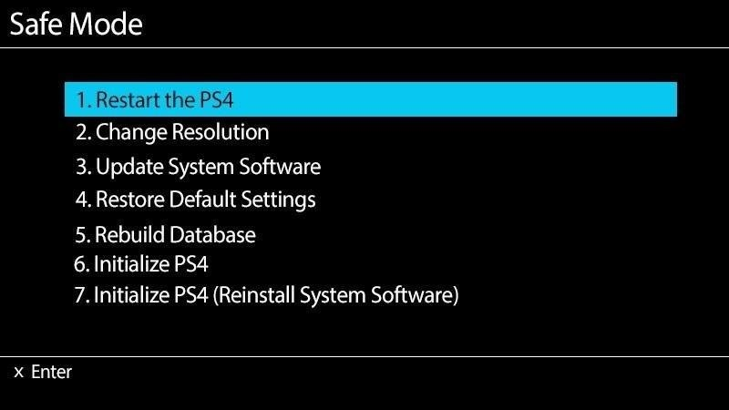 How to Fix the Blinking Blue Light of Death on the PlayStation 4