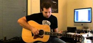 "Play ""Love Like Crazy"" by Lee Brice on the acoustic guitar"