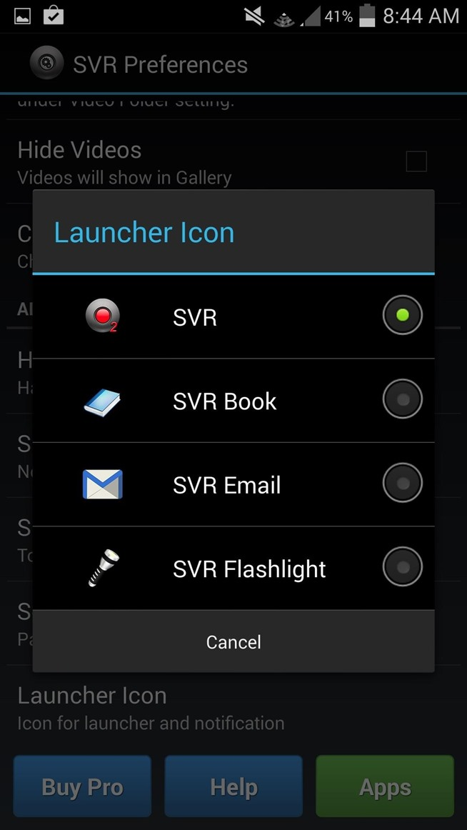 How to Secretly Record Videos Using the Volume Keys on Your Galaxy S4 or Other Android Phone
