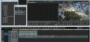 Create a multitrack sequence in Avid Media Composer 5