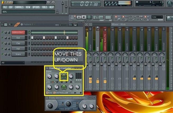 Как сделать голос на fl studio