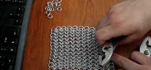Tailor your chain mail armor for the best fit
