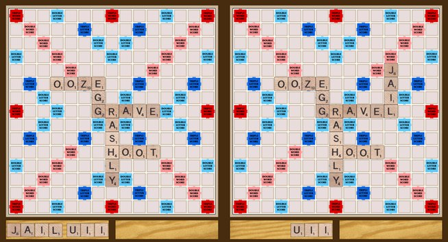 Point Bonus For Using All Letters In Scrabble