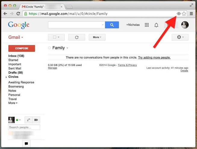 How To Search Gmail Amp Compose New Emails Straight From