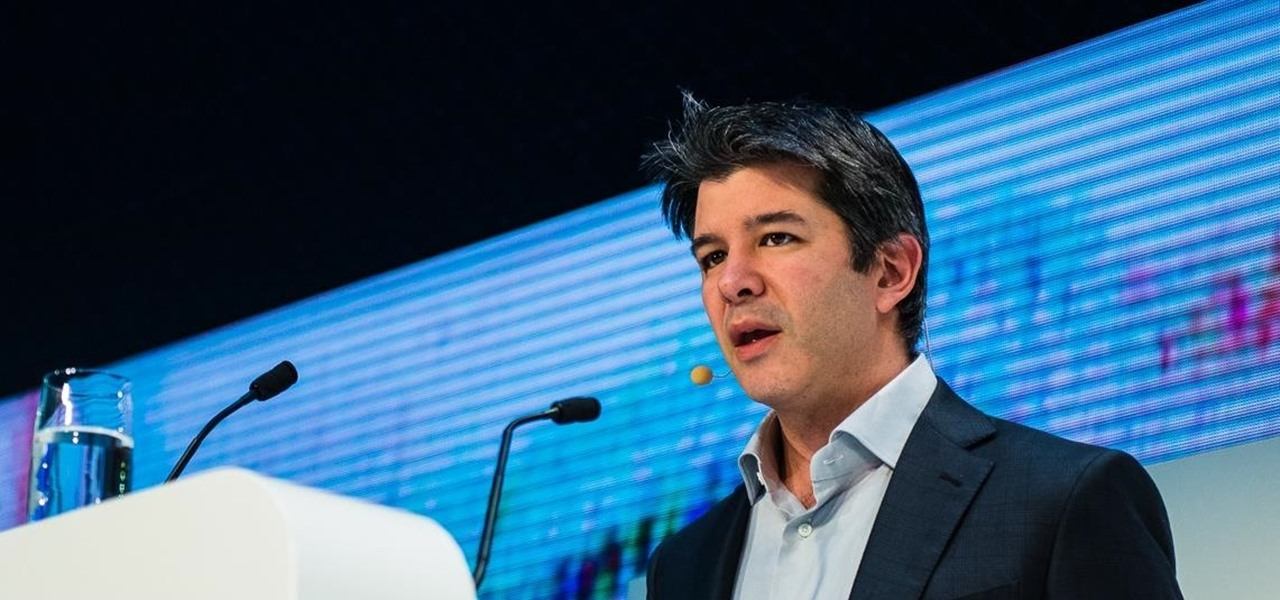 Uber's Terrible Year Just Keeps Getting Worse