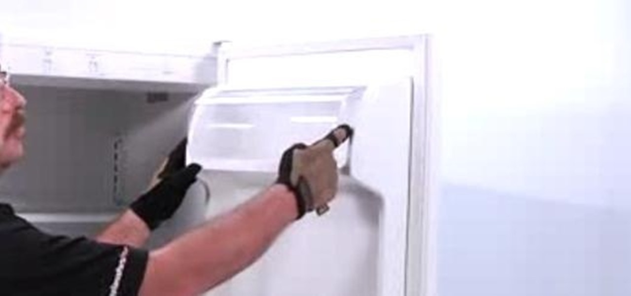 Replace a Refrigerator Compartment Door