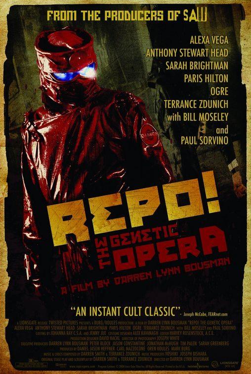 The Genetic Opera REPO!